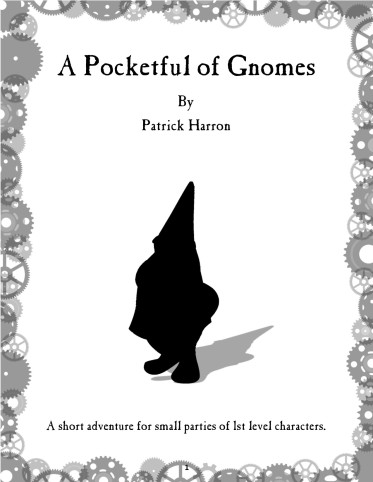 A pocketfull of Gnomes